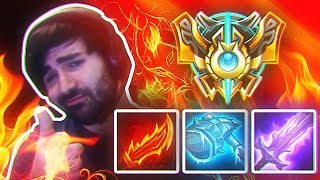 Download VOYBOY'S CHALLENGER VAYNE MID STRAT (HOW TO OUTSCALE 4 SUPERTANKS) + FREESTYLE RAP GOD Video