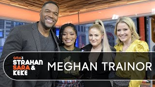 Download Meghan Trainor On Her Panic Attacks Video
