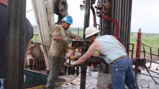 Download Patriot Energy Rig Site Drilling Process Video