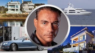 Download JEAN CLAUDE VAN DAMME ● BIOGRAPHY ● House ● Cars ● Family ● Net worth ● 2017 Video