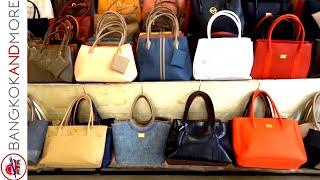 Download Bangkok Handbags Wholesale @ Indra Square Bangkok - Cheap Shopping in Bangkok Video