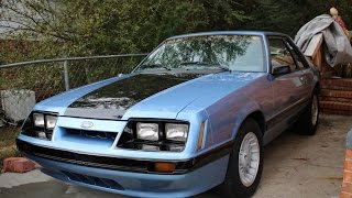 Download '86 Foxbody Mustang Swap Project - Part 1 Video