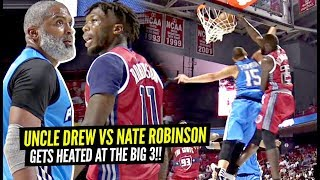 Download Nate Robinson vs The REAL UNCLE DREW Gets HEATED at The Big 3!! 38 Y/O J-Rich POSTERIZES DEFENDER! Video