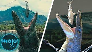 Download Jurassic World as a Chain Reaction Machine Video