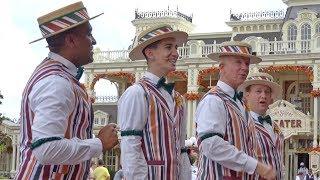 Download The Dapper Dans on Main Street U.S.A. at Walt Disney World - Full Show Video