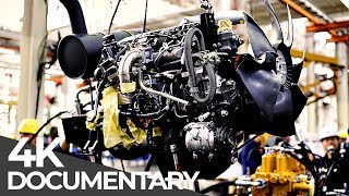 Download Excavator Factory | Mega Manufacturing | Free Documentary Video