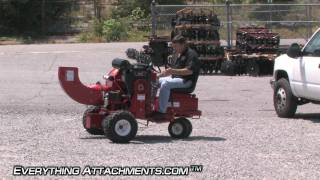 Download Ride On Leaf Blower - Self Propelled Video