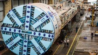 Download India's unique metro tunnels constructed by the giant machines - A Documentary Video