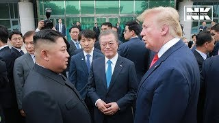Download Leaders of South Korea and U.S. hold New York summit ahead of expected breakthrough with North Korea Video