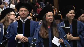 Download The George Washington University Doctoral Hooding Ceremony 2016 Video