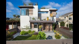 Download Coastal and Modern Smart Home in Marina Del Rey, California Video