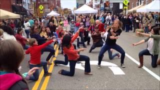 Download Monster Mash Flash Mob Video