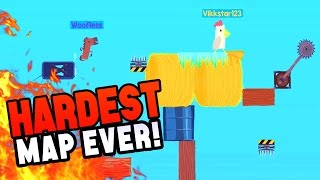 Download THE HARDEST MAP EVER! Ultimate Chicken #1 Video