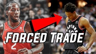 Download How DeMar DeRozan FORCED The Raptors To Trade Him for Kawhi Leonard Video