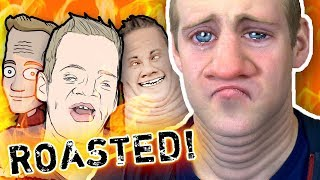 Download I GET ROASTED through Insulting ART!? - *SAVAGE* Video