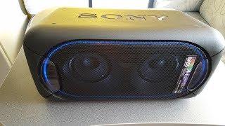 Download Sony GTK-XB60/BC/ Новый подарок для папы/ Аудиосистема Video