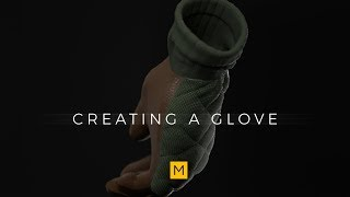 Download Creating a Glove | Marvelous Designer | Time Lapse Video