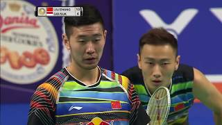 Download Danisa Denmark Open 2017 | Badminton F M4-MD | Liu/Zhang vs Gid/Suk Video