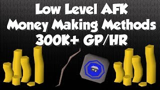 Download Low Level AFK Money Making Methods | 200K+ GP/HR | Perfect for Alts [OSRS] Video