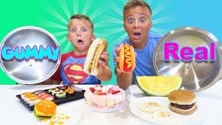 Download The Candy Food VS Real Food SWITCH UP Game! Video