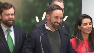 Download Abascal ofrece una rueda de prensa tras la reunión del Comité Ejecutivo Nacional de Vox Video