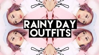 Download Rainy Day Outfits Video