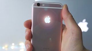 Download Glowing Apple Logo iPhone 6S Mod - How To & Should You? Video