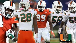 Download Miami Defense: Stars At Every Level | ACC Football Spring Spotlight Video