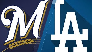 Download 8/25/17: Maeda, Puig lead Dodgers to 3-1 win Video