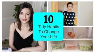 Download 10 Tidy Habits That Will Change Your Life! Video