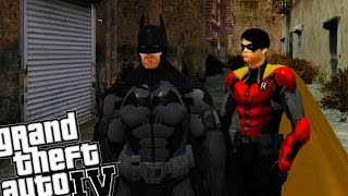 Download Batman and Robin vs The Incredible Hulk - Awesome Battle! Video