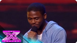 Download Marcus Canty - Audition 1 - THE X FACTOR 2011 Video