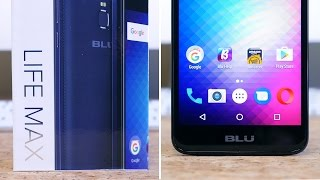 Download BLU Life Max Unboxing and First Impressions Video
