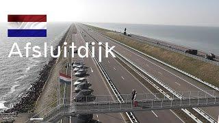 Download HOLLAND: Afsluitdijk / Enclosure Dam [HD] Video