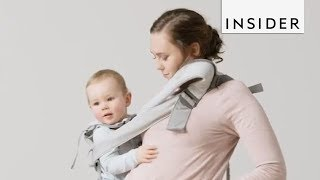 Download 360° Baby Carrier is Perfect for Parents on the Go Video