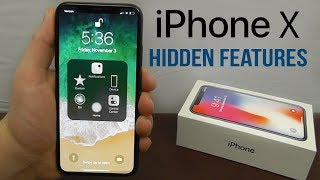 Download iPhone X Hidden Features - Top 10 List Video