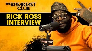 Download Rick Ross Unpacks Stories From His Book, Talks Nicki Minaj, Port Of Miami 2 + More Video