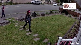 Download Man Exacts Revenge On Package Thieves With Trap That Fires Shotgun Blanks Video