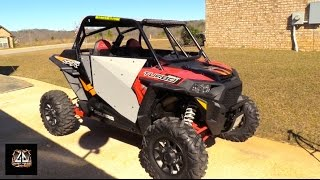 Download STAGE 1 of the MADRAM11 TURBO RZR BUILD Video