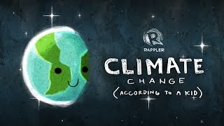 Download Climate change (according to a kid) Video