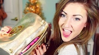 Download What's In My Clutch?! ❄ Essentials for the Holidays ❄ Tips for Downsizing Video