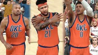 Download NBA 2k17 MyCAREER - Insane Debut with New Team! GOATbrook 360 Lob + Triple Ankle Breaker! Ep. 111 Video