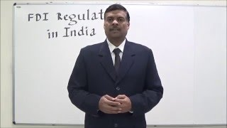 Download FDI Regulation in India- An Introduction in Hindi Video