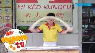 Download Đã mắt với màn kéo mì kungfu sử dụng võ công như phim Video