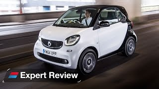 Download Smart fortwo car review Video