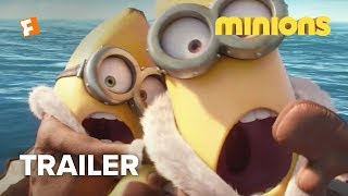 Download Minions Official Trailer #3 (2015) - Despicable Me Prequel HD Video
