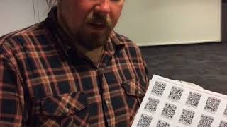 Download Creating audio QR codes with Vocal Recall Video
