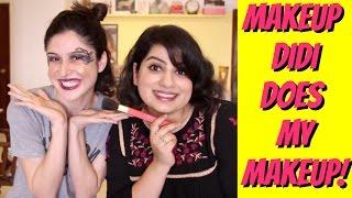 Download Makeup Didi Does My Makeup!!! ( Feat. Mallika Dua) Video