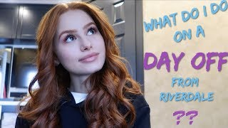 Download How do I spend a day off from Riverdale in Vancouver? | Madelaine Petsch Video