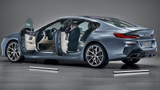 Download 2020 BMW 8 Series Gran Coupe - INTERIOR and Features Video